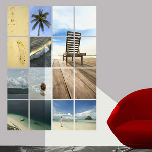 plage france myphotostick cr er et imprimer ses propres stickers. Black Bedroom Furniture Sets. Home Design Ideas